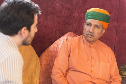 "Arjun Ram Meghwal: ""India should replicate Spain's transport model"""