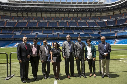 "Ayesha Banerjee: ""Even though Indian society does not know much about Spain, everybody knows Real Madrid"""
