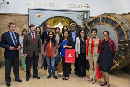 The Spanish language, an upward trend in India