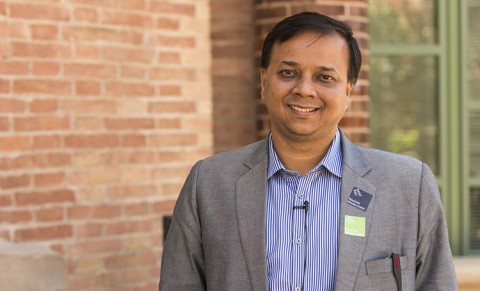 Interview with Vivek Gupta, a participant in the 2015 Indian Leaders Programme