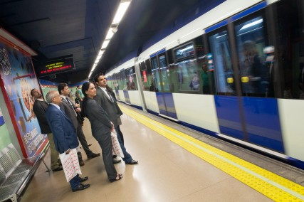 The management of urban transport in Madrid