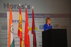 Speech by the President of the Community of Madrid, Ms. Esperanza Aguirre, at the Global India Business Meeting.