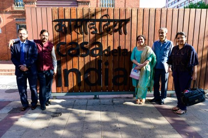 Casa de la India, an opportunity for internationalisation
