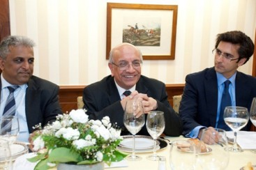Som Mittal visits Spain