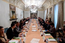 8th Meeting of the Board of Trustees