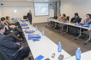 Visita al Instituto de Empresa Business School