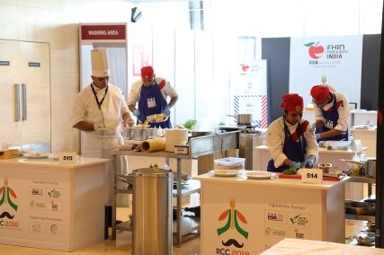 Interporc participa en la feria Food & Hotel India
